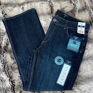 Riders by Lee boot cut jeans size 14/30 nwt